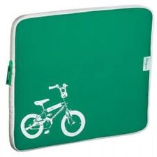 Targus Retro Carry Case Universal Laptop Notebook Neoprene Sleeve Bag 15.4 Green