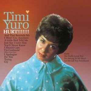 TIMI YURO Hurt!!!!!!! Vinyl NEW & SEALED