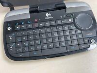 Logitech diNovo Mini Y-RBG93 Wireless Keyboard Bluetooth (w/Dongle, no Battery)
