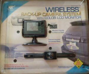 VR3 Wireless Backup Camera System NIB