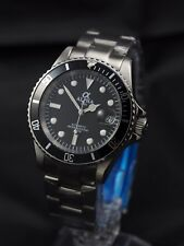 Alpha Diver Submariner men's mechanical automatic watch sapphire crystal