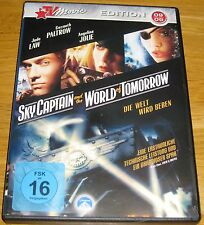 Sky Captain and the World of Tomorrow - TV Movie Edition DVD