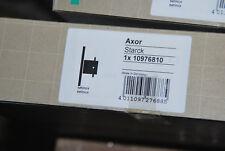 Hansgrohe 10976810 Axor Starck Douche coiffe panneaux Unité Bouton Satinox NEUF