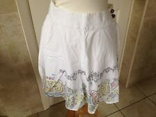 """Diesel Ladies Lined Cotton Skirt Size 26 (8) (26-28"""" W). Good Condition."""