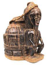 Arts et objets ethniques du XXe siècle et contemporains boîtes