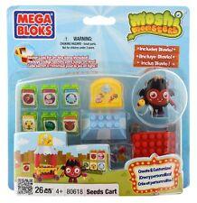 Mega Bloks 80618 Moshi Monsters Seeds Cart Samenkorb