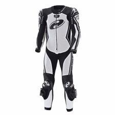 Tute in pelle e altri tessuti un pezzo nero Held per motociclista