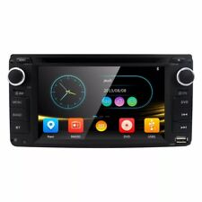 AUTORADIO STEREO 2 DIN TOYOTA RAV4 COROLLA TERIOS NAVIGATORE YARIS GPS DVD MP3 S