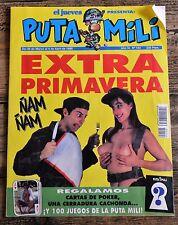 El Jueves - Puta Mili - Spanish Magazine Comic - #144 - 1995