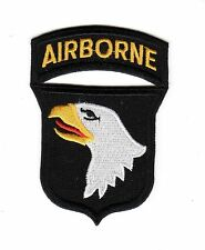 WW2 US 101ST AIRBOURNE ARM PATCH - REPO