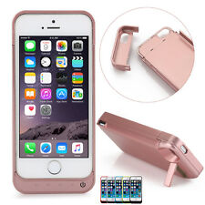 4200mAh Portable External Battery Power Bank Charger Case for iPhone 5 5S 5C SE