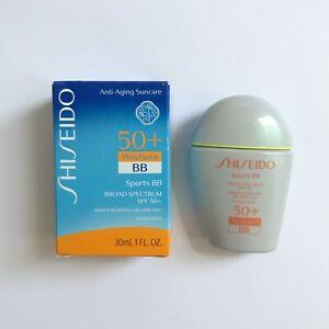 Sports BB Cream SPF 50+ Sunscreen Light or Dark 30 mL / 1 fl oz New in Box
