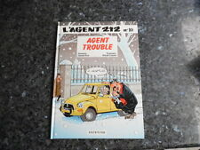 belle reedition agent 212 agent trouble