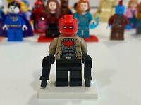 Lego Batman DC Red Hood MINIFIGURE 76055