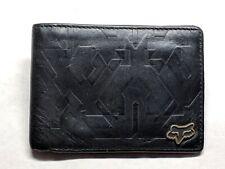 Unique Fox Wallet Men's Black (used)