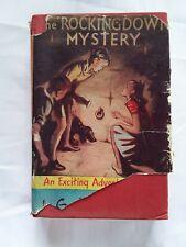 The Rockingdown Mystery by Enid Blyton 1954