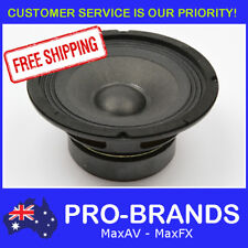 """6.5"""" 30WRMS 8 Ohms PA DJ Speaker Subwoofer Sub Driver 6.5 Inch Quality Woofer"""