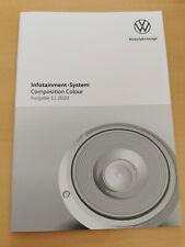 VW Composition Colour (V1, R14) Bedienungsanleitung (Ausgabe 11.2020) *NEU*