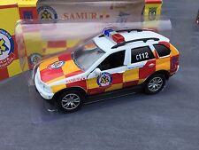 BMW X SAMUR Véhicule d'intervention SAMU Madrid Espagne Emergency Ambulance