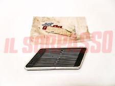 PRESE ARIA GRIGLIA DESTRA FIAT 124 125 BERLINA SPECIAL PLASTICA CROMATA + NERA