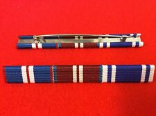 Police Long Service Golden Jubilee Diamond Jubilee Medal Ribbon Bar Pin Type