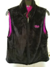 Ladies Outer Reversible Vest, size Large,  by Fila Sport