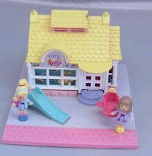 Vintage 1993 Polly Pocket Toy Shop - Complete! - 2 dolls