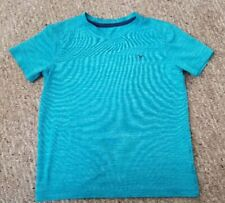 OLD NAVY ACTIVE Blue Dri Fit Short Sleeved Top Boys Size 5