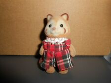 Sylvanian Families Daughter Red Panda Bear Doll Figure - Used