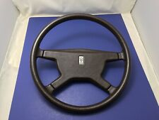 VTG 80's NOS MASERATI BiTurbo GHIBLI Steering Wheel & Cover Pad Factory Original