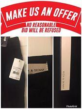 NWT Women's Rich & Skinny Black Slim Fit pants 27 L26 ID991 $158.00