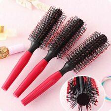 New Women Round Hair Care Brush Hairbrush Salon Styling Comb Curling Dressi K0N0