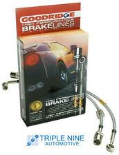 GOODRIDGE PERFORMANCE  BRAKELINE KIT FIT AUDI S3 8V 15-17  FRONT