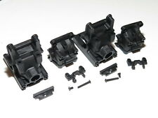 80938 TEAM ASSOCIATED RC8T3.1e TRUGGY DIFF GEAR BOXES BULKHEADS FRONT REAR