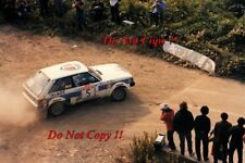 Guy FREQUELIN & Jean Todt TALBOT SUNBEAM LOTUS RALLY SAN REMO 1980 fotografia 2