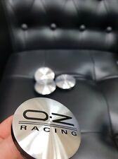 4x O.Z. OZ racing 56 mm Felgendeckel Nabendeckel Nabenkappen Alufelgendeckel