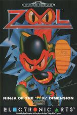 # Sega Mega Drive-Zool: Ninja of 'n' th dimensión (sólo el módulo, sin OVP) #