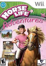 Horse Life Adventures (Nintendo Wii, 2009)