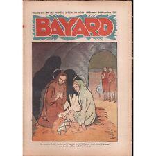 BAYARD Numéro Spécial chant de NOËL et Le Lion des Cévennes 9 avril 1950 N°175