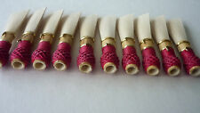 10 high quality bassoon reed blanks from Danzi  cane  /dukov_reeds DzDR/