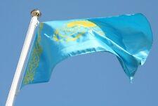 Kazakhstan Country Flag 3x5Ft International Banner outdoor home decor eagle flag