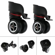 1Pair Replacement Luggage Suitcase Wheels Swivel Universal Wheel For Any Bags
