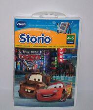 VTech Storio Software Cars 2 & Box87 15 I