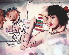 MELANIE MARTINEZ SIGNED PHOTO 8X10 RP AUTOGRAPHED ** CRY BABY **