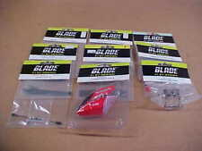 BLADE SCOUT CX HELICOPTER PARTS LOT = 9 PIECES, RETAIL ABOUT $55 (NEW)