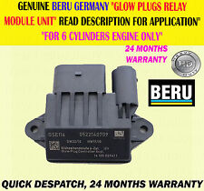 FOR JEEP COMMANDER WK 3.0 CRD DIESEL GLOW PLUG CONTROL RELAY MODULE A6429005801