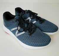 New Balance Mens Fresh Foam Beacon Blue Running Shoes 9.5 Extra Wide (EE)