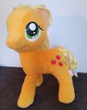 "Hasbro 2012 11"" plush MY LITTLE PONY Friendship is Magic Yellow Applejack Plush"
