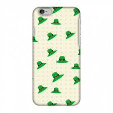 AMZER Snap On Case Irish Hats Green HARD Plastic Protector Phone Accessory