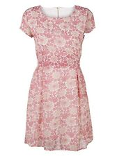 New Summer Holiday Women Floral Printed Evening Party Cocktail Mini Skater Dress